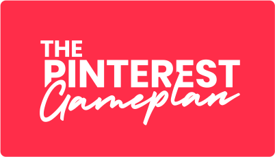 The Pinterest Gameplan