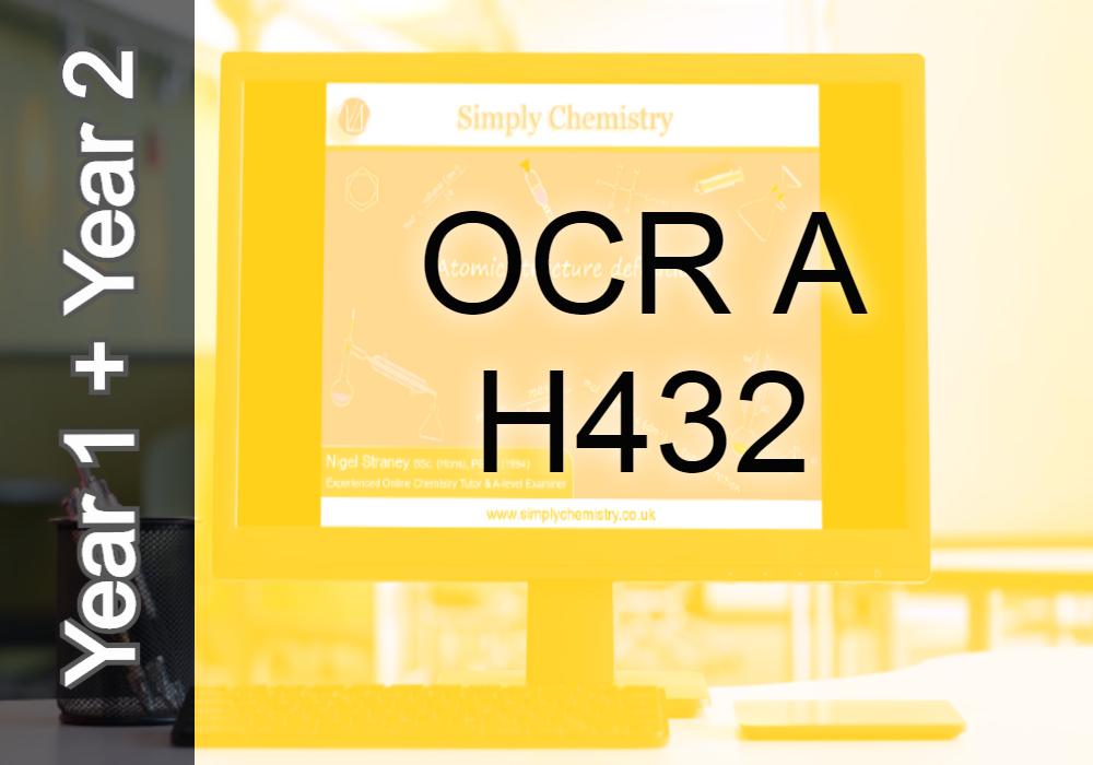 OCR A H432 A2 course