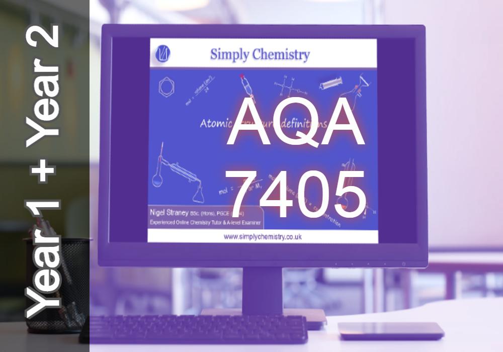 AQA 7405 A2 course