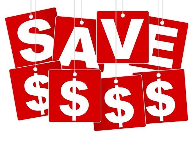 **** . Ways to SAVE $ . ******