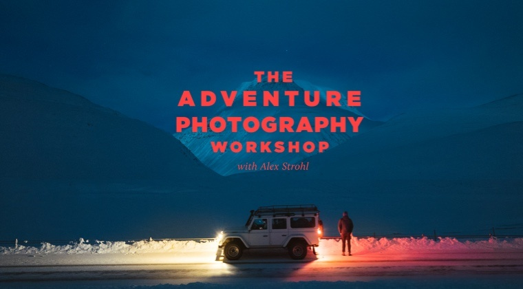The Adventure Photography Workshop
