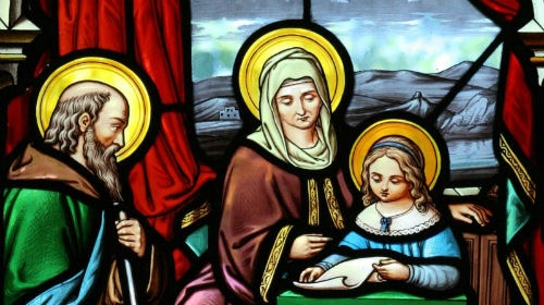 Novena to Joachim and Anne for Christian Married Couples Classes