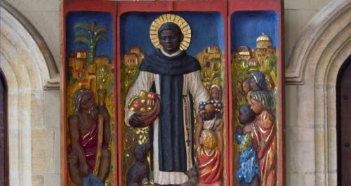 St. Martin de Porres FlashCard Classes
