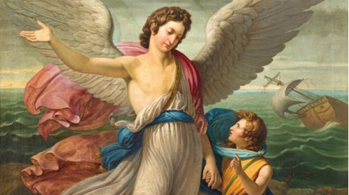 St  Raphael - Saints & Angels - Catholic Online