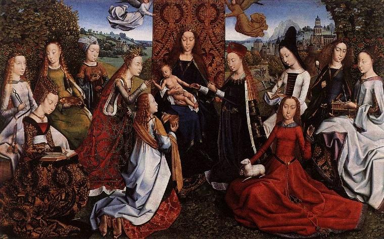 Female Saints